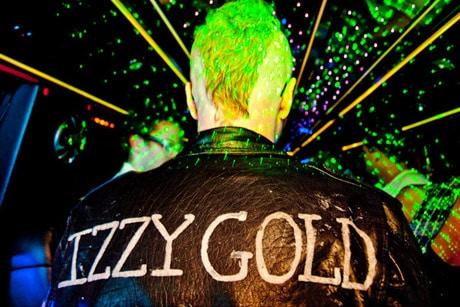 Izzy Gold; Kneel Before Zod.
