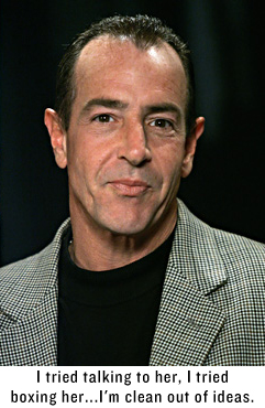 Michael Lohan is trying to figure out why Lilo is a mess up.