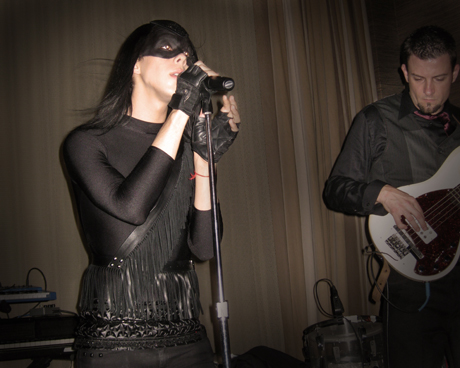 Those who checked out Atarah Valentine for the first time last night at the
