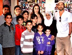 Angelina Jolie Has Some Secret Children