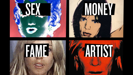 A Starving Artists Guide to Sex, Money and Fame.