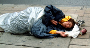 The most preferred places to be homeless in America.