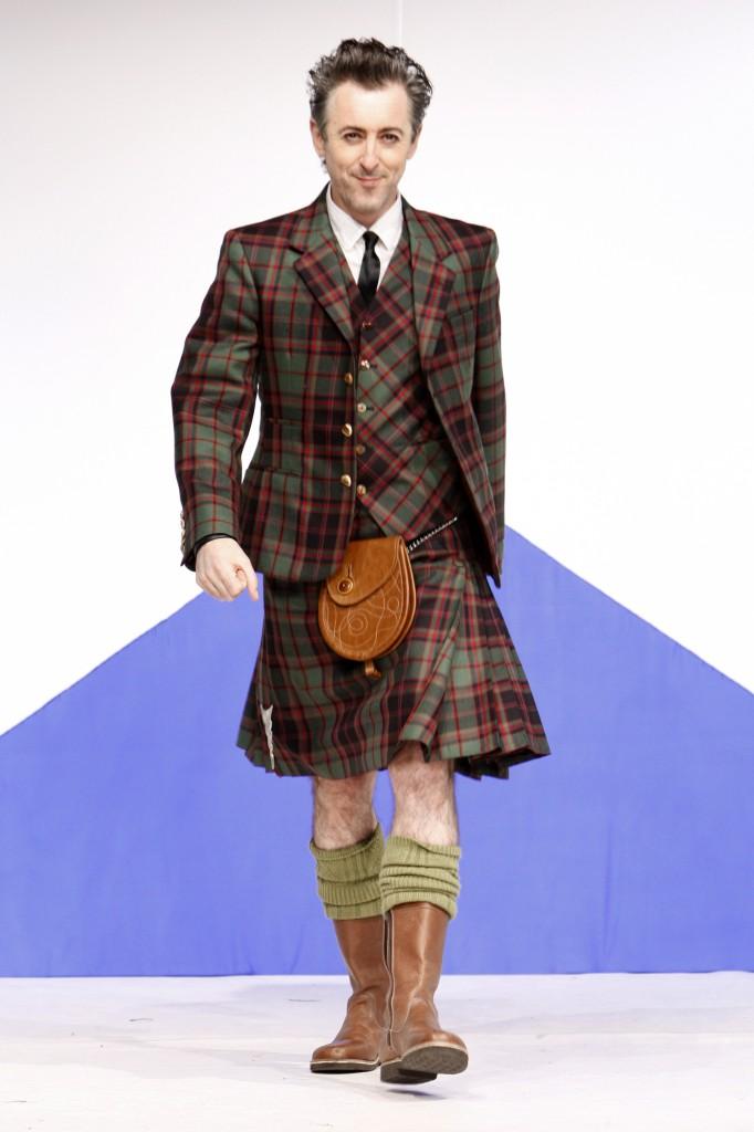 Dressed to Kilt 2010. More men in kilts...