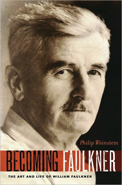 The one celebrity Richard Lawson can never deface- William Faulkner.