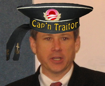 Mark Kirk cant help believing in his own lies.