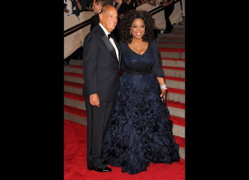 Oscar de la Renta will never ever forgive that witch Oprah Winfrey.