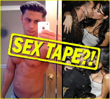 Pauly d sex tape jersey shore