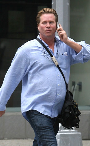 Val Kilmer wants to apologize for calling you a homicidal drunk!
