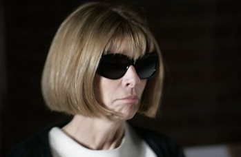 Anna Wintour- 'Will you be having dinner with Anna soon?'