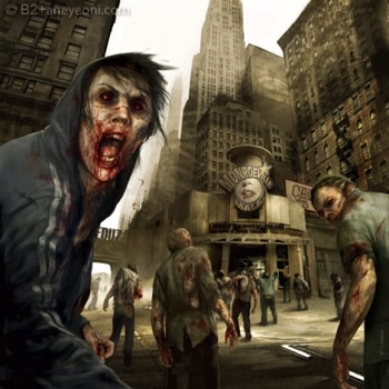 Minneapolis zombies win lawsuit.
