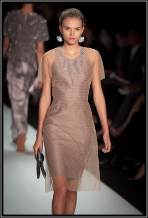 Isaac Mizrahi Haute Couture takes center stage.