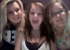 Three Teenage Girls Now Over Justin Beiber, Social Media Hatefest Ensues