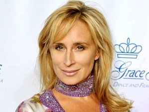 Sonja Morgan- Real disaster of NY.