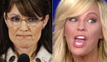 Sarah Palin wants to tell you about her Kate Gosselin camping disaster.