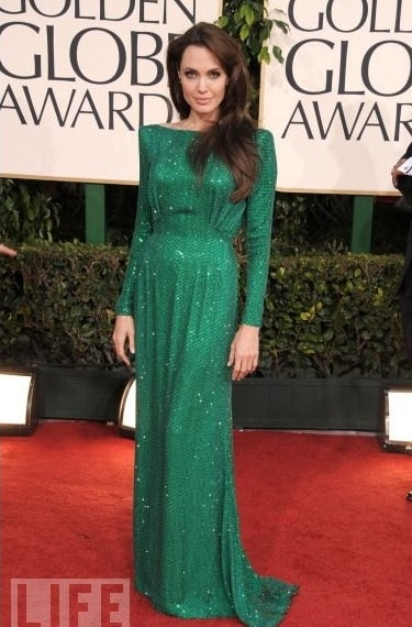 The Best and Worst Dressed of the 2011 Golden Globes.