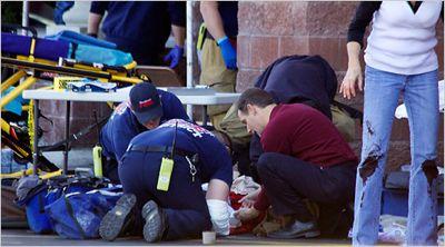 The violent arrival of polemic politics. Arizona and beyond.