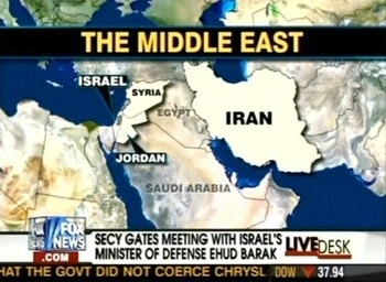 Not even FOX news knows where Egypt is, why should you?
