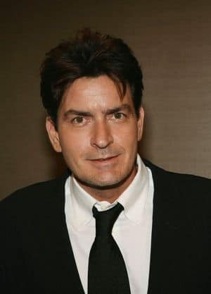 Charlie Sheen is now shopping book deal.