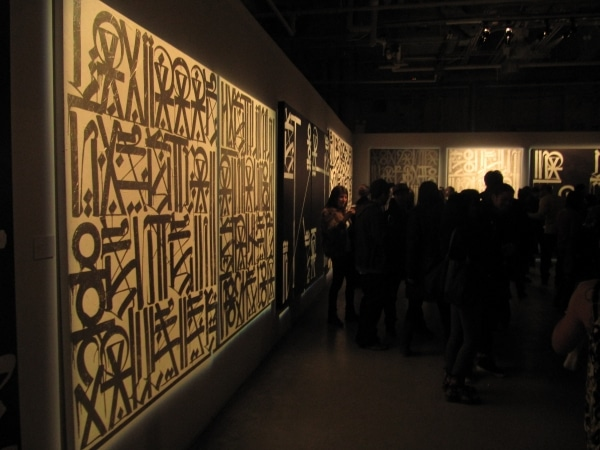 RETNA: The Hallelujah World Tour, presented by Andy Valmorbida & Vladimir Restoin Roitfeld