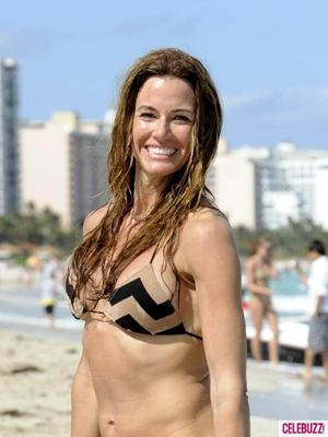 Kelly Bensimon  Would you hit it?