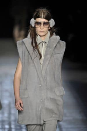 Alexander Wang - Runway RTW - Autumn Winter 2011 - New York Fashion Week