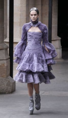 Will Kate Middleton be marching in daggers and speared frocks down Westminister Abbey in April?
