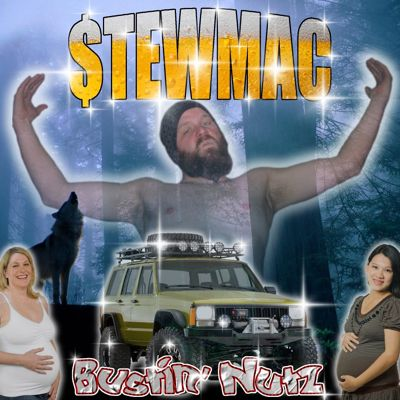 Stewmac wants to show you his new album cover...