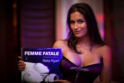 Femme Fatale: Reka Nyari, master of the female erotic form.