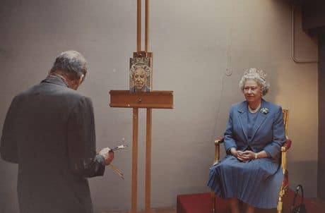 Lucien Freud gone. What will we do without him now?