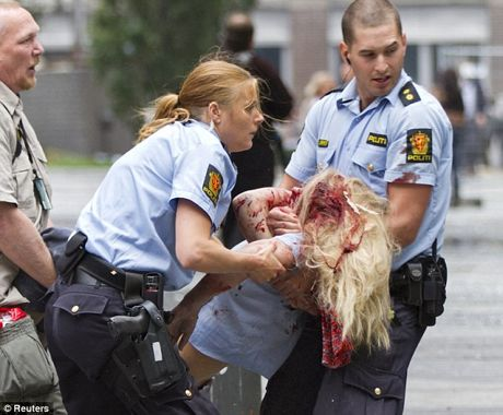 Slaughter in Oslo: More than 90 dead. Double Terrorism abound. But why?