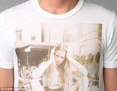 Urban Outfitters sued for $28 million for using salacious images of model to sell clothes. Whatever happened to good wholesome advertising?