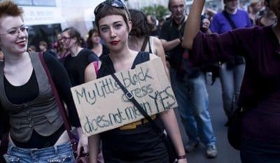 Image source: Berlin 'Slut' Walk