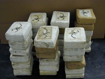 $1.25 million worth of cocaine ironically washes up on Cape Canaveral military beach