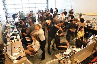 Milk Studios, image source; NYT's.