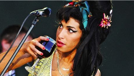 Coroner rules that our hero Amy Winehouse drank herself to death.