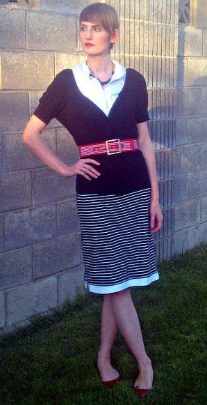 Chic Mormon dress sense?