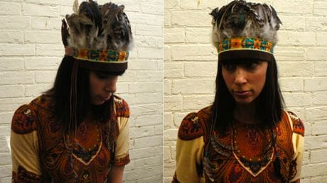 The sudden hysteria behind Navajo, minorities inspired clothing and accessories.