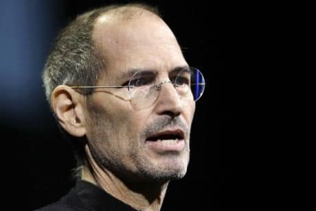 Steve Jobs. Dead at 56. Once returned coke bottles for 5 cents now leaves behind a legacy.