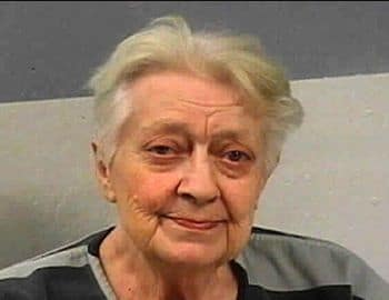 87 year old woman shoots her 88 year old husband because she suspected he was cheating with her hairdresser.