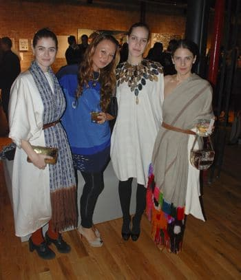 Project Paz unites fashion designers, artists and Mexicos First Lady.