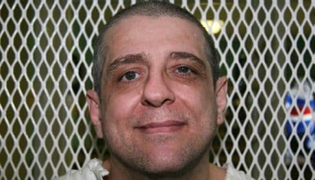 Hank Skinnner insists hes innocent but Texas is going to execute him this Wednesday anyway.