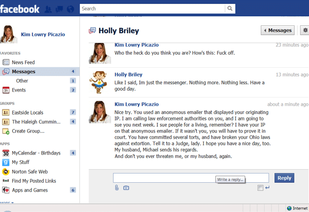 Casey Anthony leaker, Holly Briley caught attempting to extort high profile lawyer Kim Picazio.