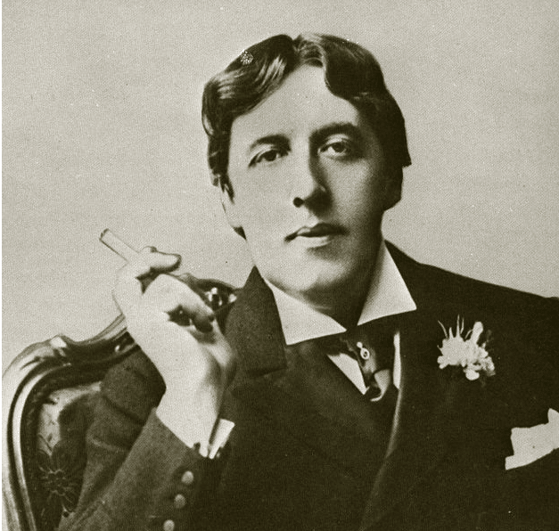 Preferred hawt bixch and ultimate dandy- Oscar Wilde.