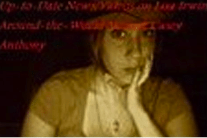 Breaking: New photos of Casey Anthony leaked on twitter. Mystery leaker intensifies.