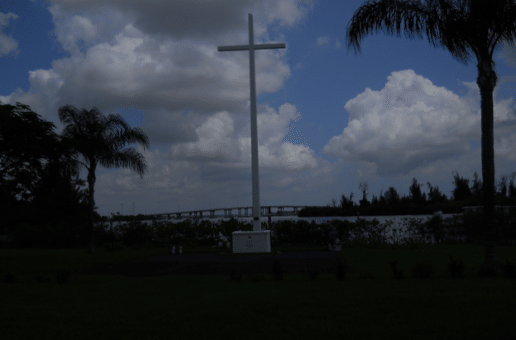 Cross Church - Palm City, Florida.