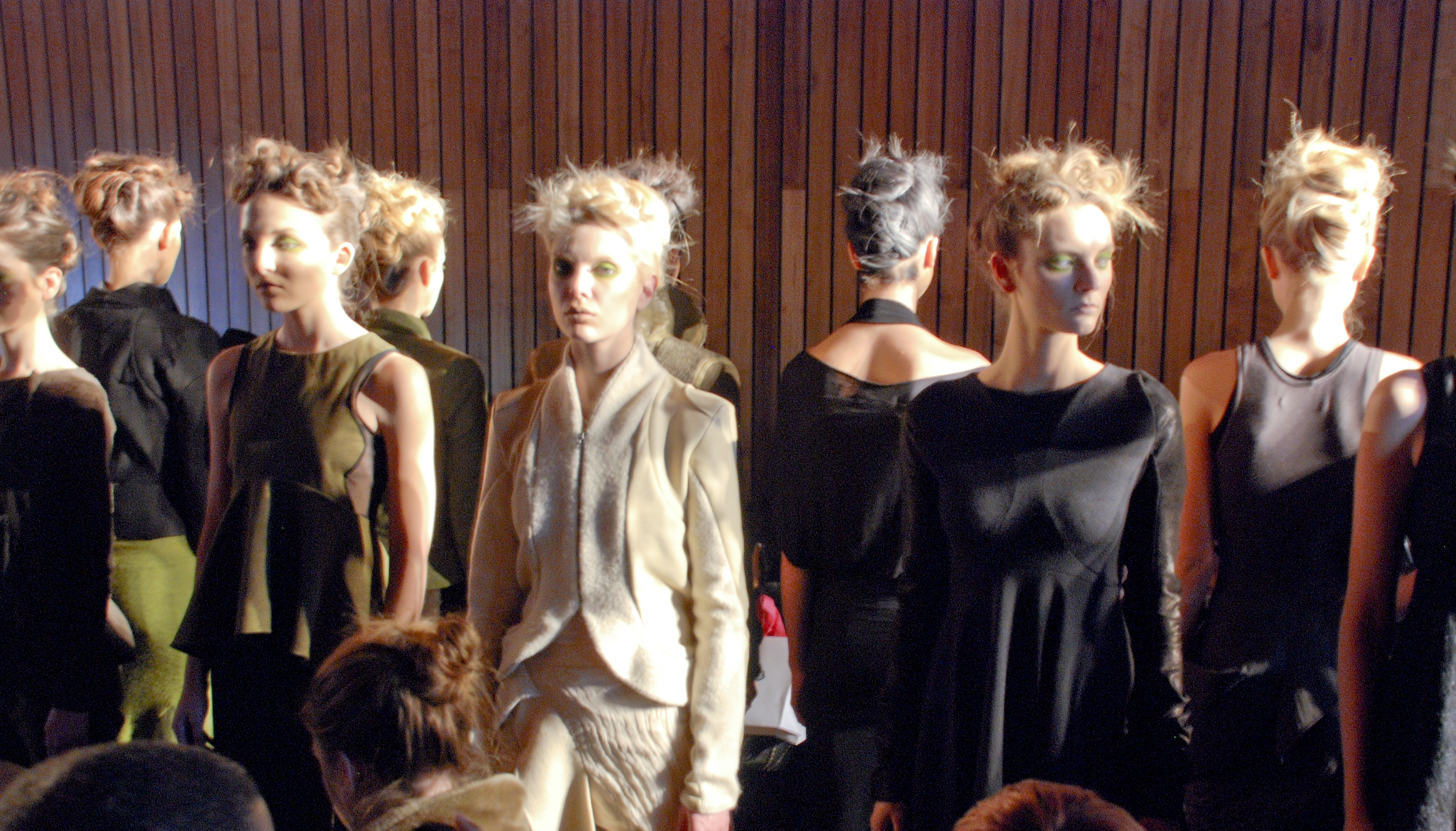 Photography by John Wenrich. KATIE GALLAGHER Fall/Winter  2012-Silent Soil,