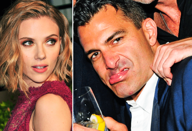Scarlett Johansson would like you to finally meet her secret non celebrity boyfriend of 5 months: Nate Naylor.