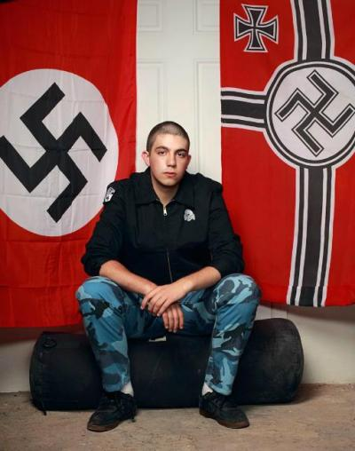 Its time to meet the latest fad of Williamsburg, Brooklyn: Neo Nazis.