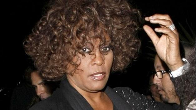 Whitney Houston et nedslitt narkotisk pop-idol bisettes, og hele verden følger med! thumbnail