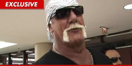 Breaking: Hulk Hogan shopping new sex video or was he set up?
